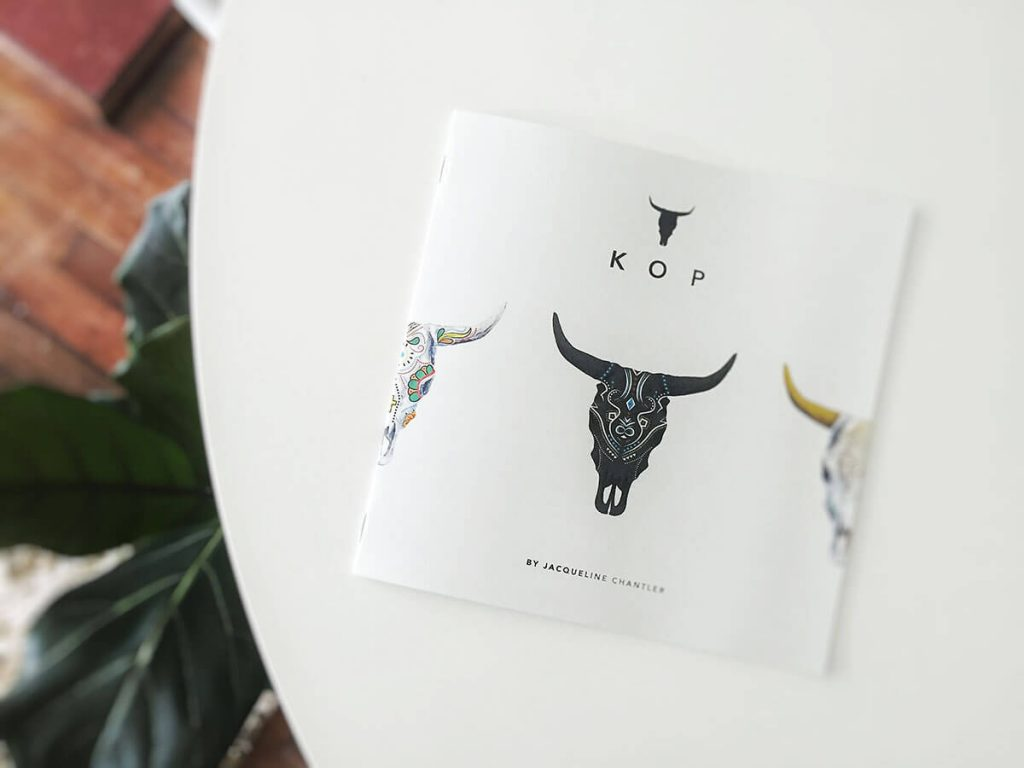 Buy Kop Skull Art Online Jaqueline Chantler