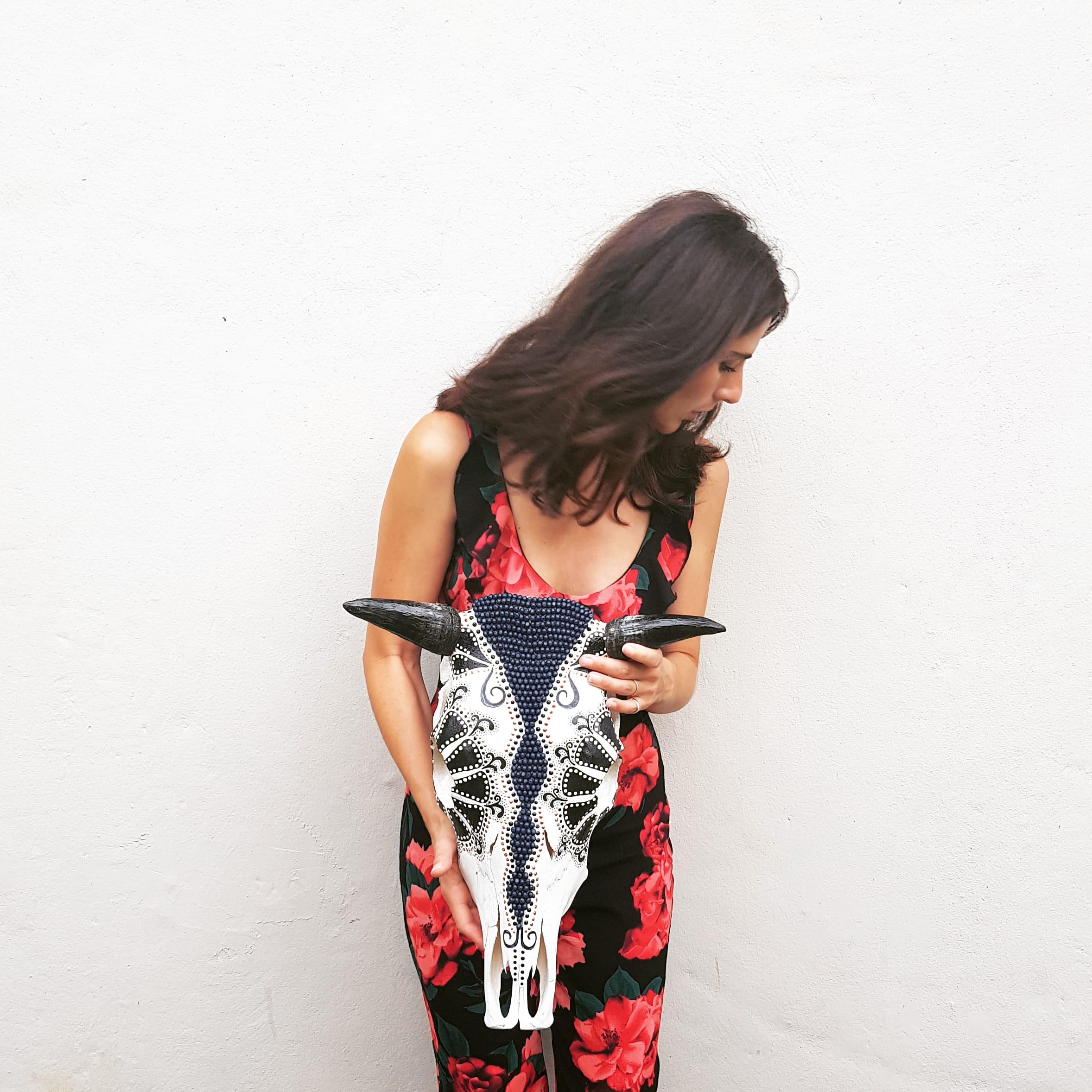 Kop Skull Art